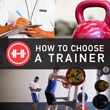 Choose the Best Personal Trainer